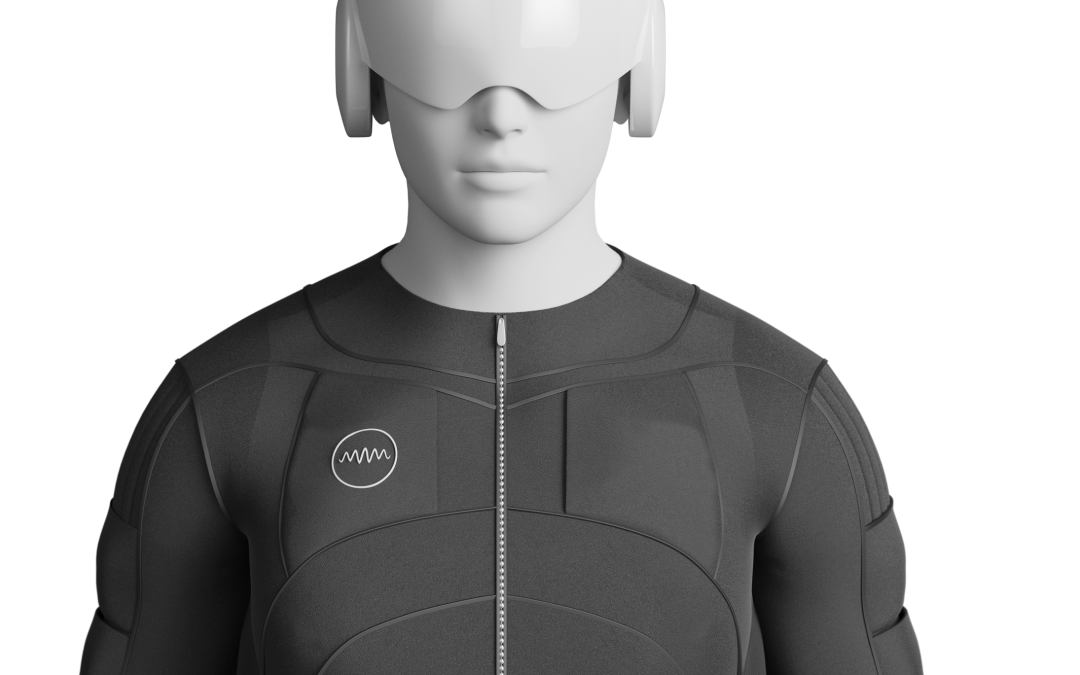 Teslasuit: Feel what you play or one more reason to stay fit
