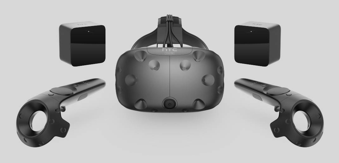 HTC Vive Pre – Full immersion, no excuses
