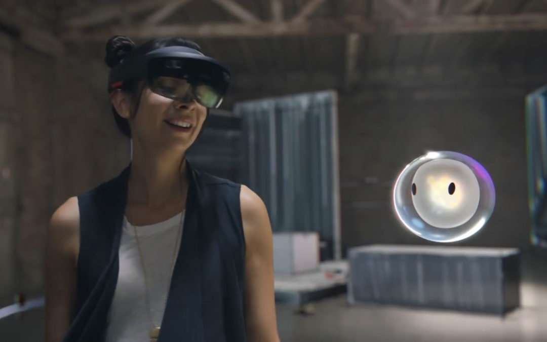 Microsoft is opening up the Windows Holographic platform