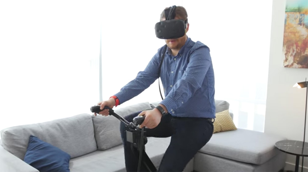 Is room scale a viable solution for moving in VR?