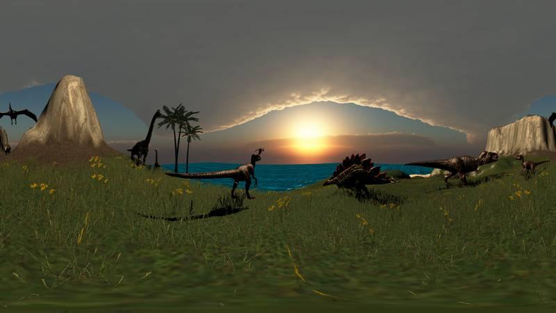 Interview: Rabbit Mountain on Jurassic VR 2