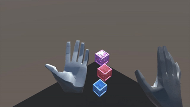 Leap Motion Update: Better Physics and Support for Rift And Vive Controllers
