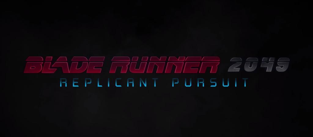 Blade Runner 2049's VR Experience – Trailer