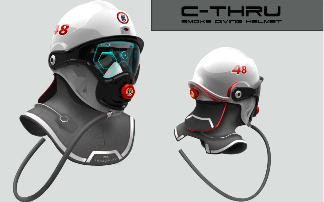 Firefighter Helmets could be AR