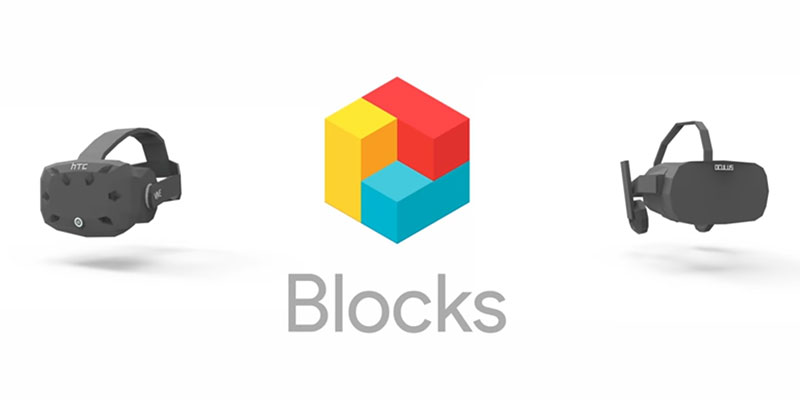 Google Blocks – Create your own VR world