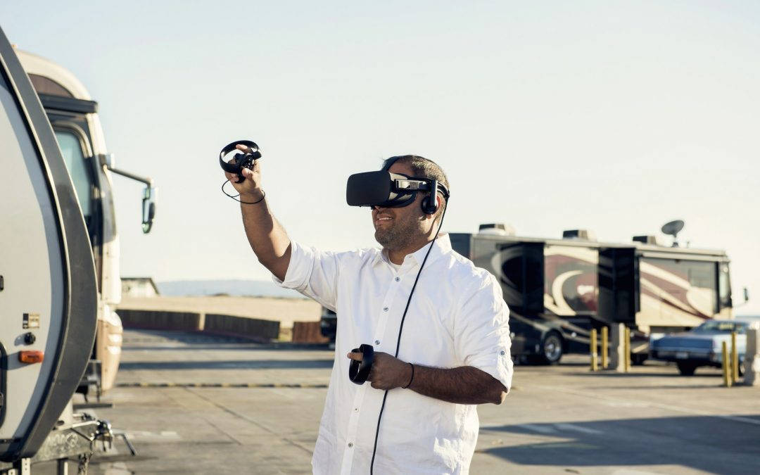 The world's first virtual reality church