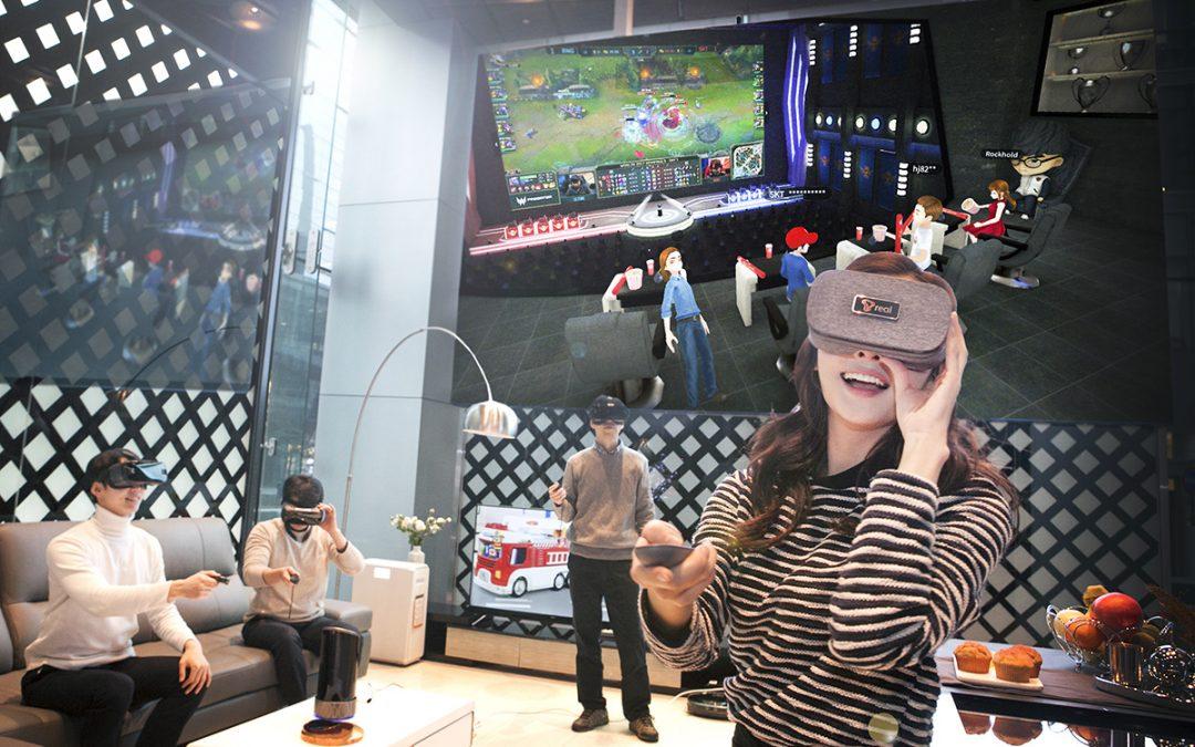 Oksusu Social VR – a SK Telecom innovation