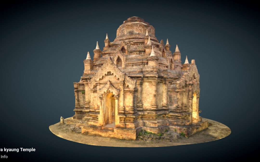 Google and CyArk- together to build VR representations of endangered historical sites