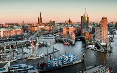 Hamburg, a bohemian hub of virtual reality