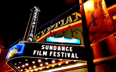Sundance Film Festival  – where VR meets cinematography