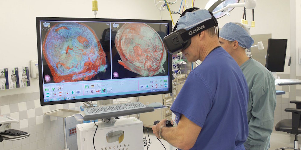 Heart surgery training – now in VR